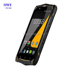 New fashion electronics utilities high end rugged smartphone Temperature sensor sos nfc phone