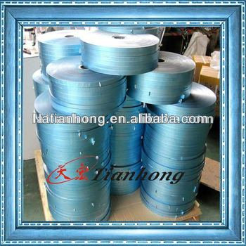 Blue color aluminum PET tape