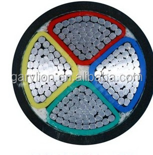 Low Voltage XLPE/PVC 300 sq mm power cables manufacture