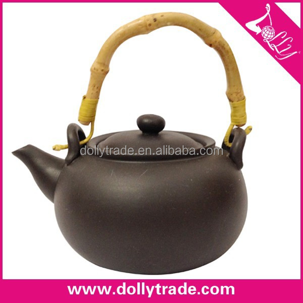 Chinese Popular Yixing Purple Clay Wholesale Teapot