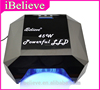 Best for nail salon 45W ccfl led lamp nail with sensor led uv nail lamp lampe uv pour ongle pas cher