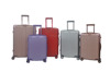 alibaba 2016 lightweight abs/pc luggage high grade