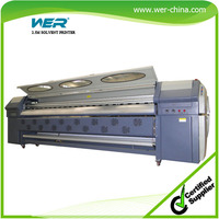 3.2 meters 10ft economic digital flex banner machine price