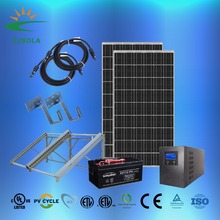 ZJSOLA NEW design high efficiency 1kw 2kw 3kw 5kw 10kw solar power system 5000wp off-grid solar energy system