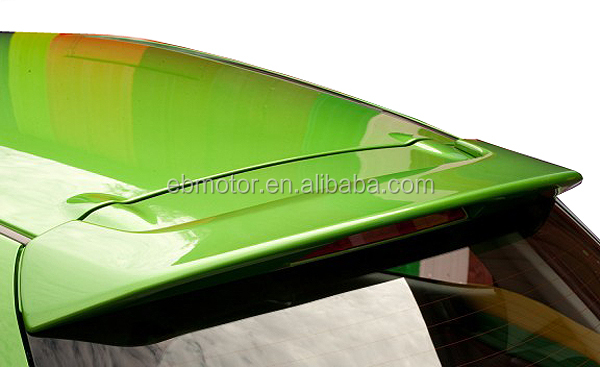 OEM Factory Spoiler Fit For New Mazda 2 2008-2010 T005F