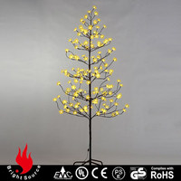 artificial lighted bamboo trees