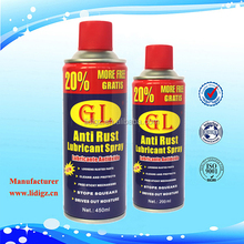 Best rust penetrating spray lubricant