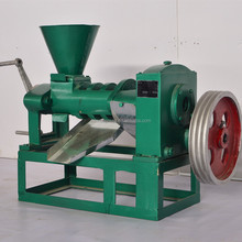 6YL-68 small capacity peanut oil mill for hot press
