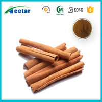 ISO22000 factory supply herb cinnamomum cassia presl extract cosher polyphenol powder