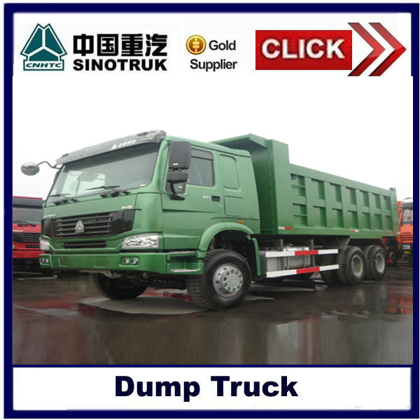 Euro2 sinotruk dump truck for export to Ethiopia