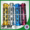 motorcycle handle grip cover, motorcycle handle grip in Aluminum and rubber material