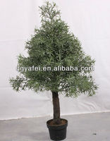 Highly simulational Artificial olive tree UV proof Olive tree