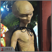 Event Attractive High Simulation Alien Sculpture Statue