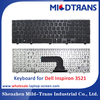 Wholesale Alibaba China suppiler backlight keyboard for laptops for dell inspiron 15 3521