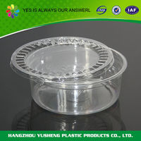 Hot sale best quality plastic clear container for candy