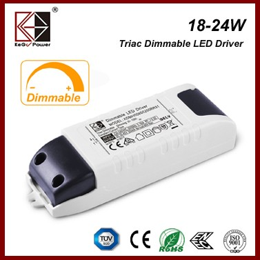 18w 700ma constant current triac dimmable driver