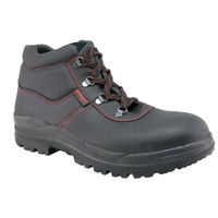 Genuine leather safety Boots