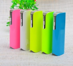 Wholesale cheap price free sample full capacity portable power bank backup battery case for iPhone for Samsung