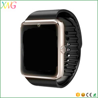2016 cheap Bluetooth android Wrist gt08 smart watch phone with sim card and camera