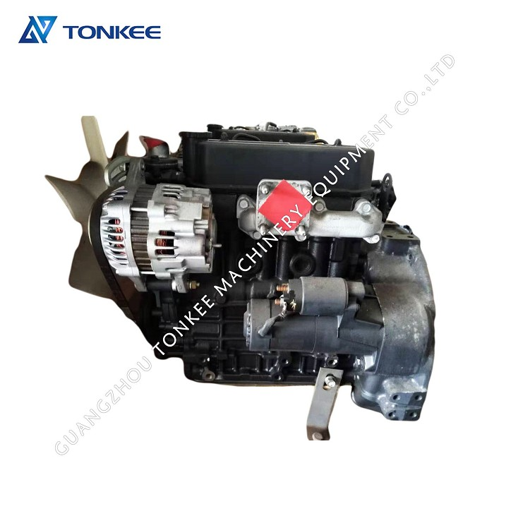 Original new L3E L3E13.5K30D01 engine assy EC15BXTV excavator complete engine assy suitable for VOLVO MITSUBISHI