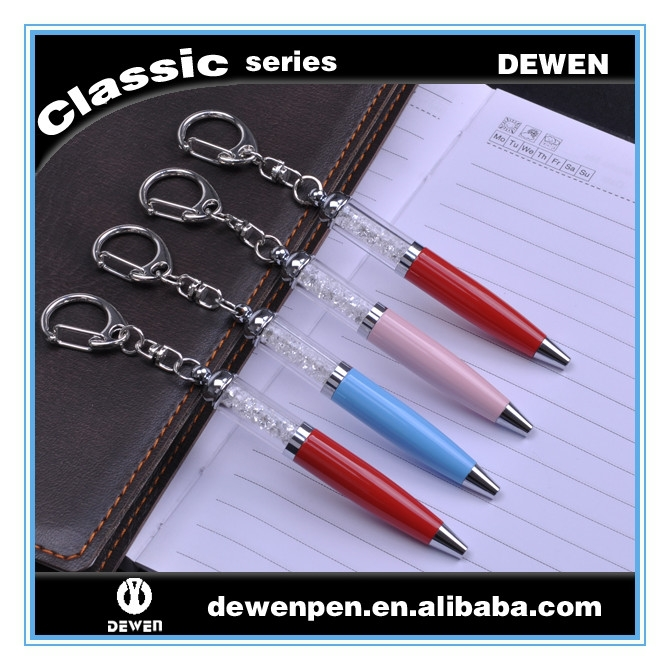 Mini Souvenir Ball Pen keychain pen