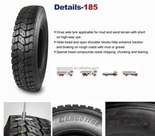 GENCOTIRE Japan technology truck tire 1000R20