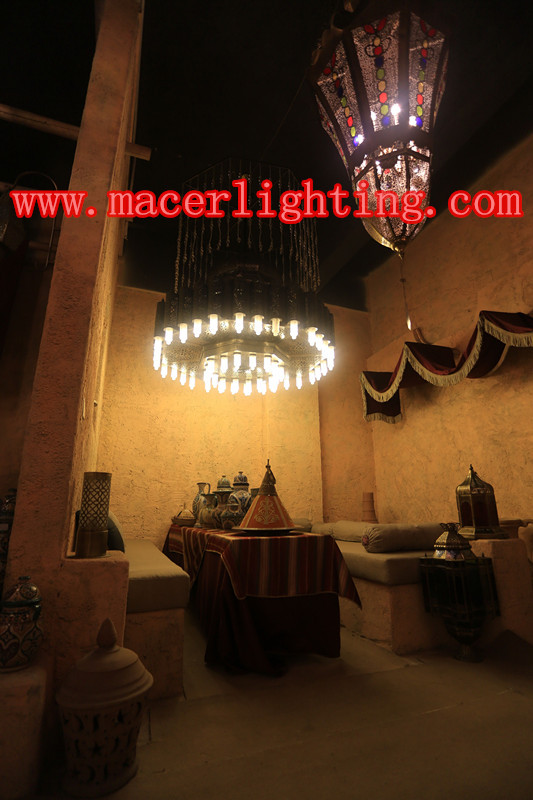 2015 best selling special moroccan ramadan lamp