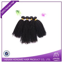 Full cuticle one donor virgin remy hair weft unprocessed crochet braids with human hair