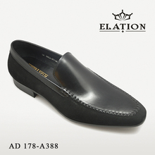 Elation men loafer shoes low sole shoes manila fashion shoes