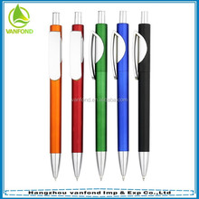 Cute plastic ballpoint pen customized Ink