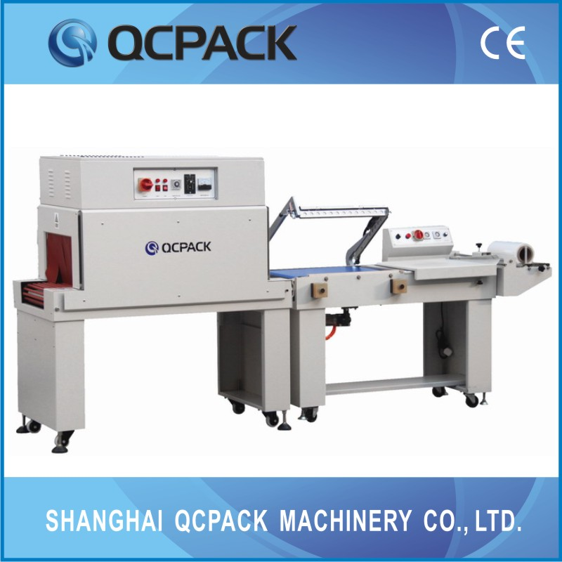 semi automatic shrink wrapping machine 10years factory