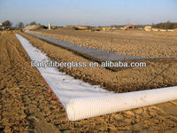 reinforce old asphal concrete road surface and asphalt surface layer/ fiberglass geogrid 50KN(2)largest factory