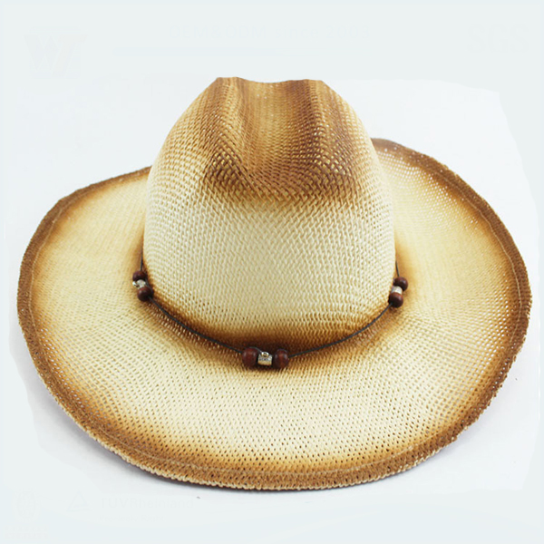 Fashion summer wide brim panama hat women straw hat for sale