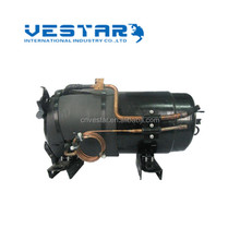 KTN V-RN113L3A horizontal type cold compressor 1-3hp 1000W