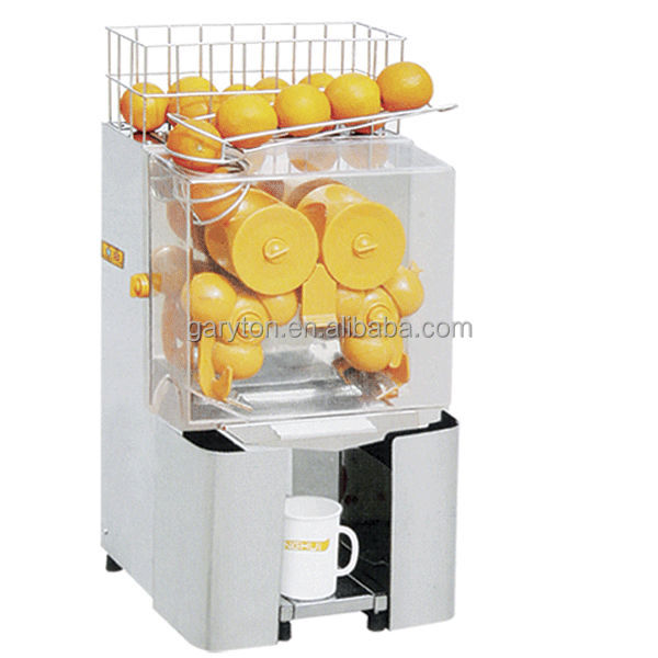 GRT - 2000E - 1 Commercial fruit juicer, citurs extractor
