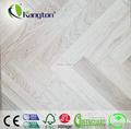 Parquet Pattern Wood Floor with light color