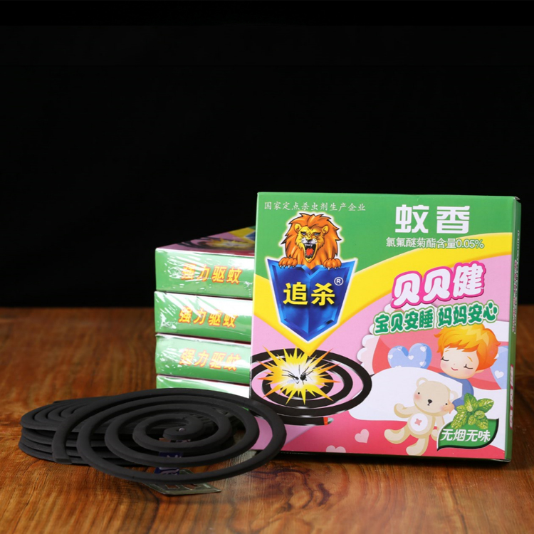 hot sale in china house mosquito coil smokeless repellent