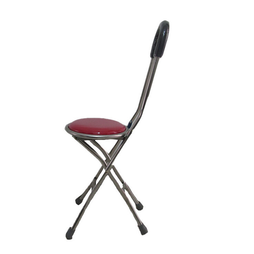 Disabled Folding Seat Chair/walking chair cane