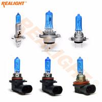 Auto Car Lamp Halogen Bulb H1 H3 H4 H7 H8 H9 H11 9005 9006 5000K Light