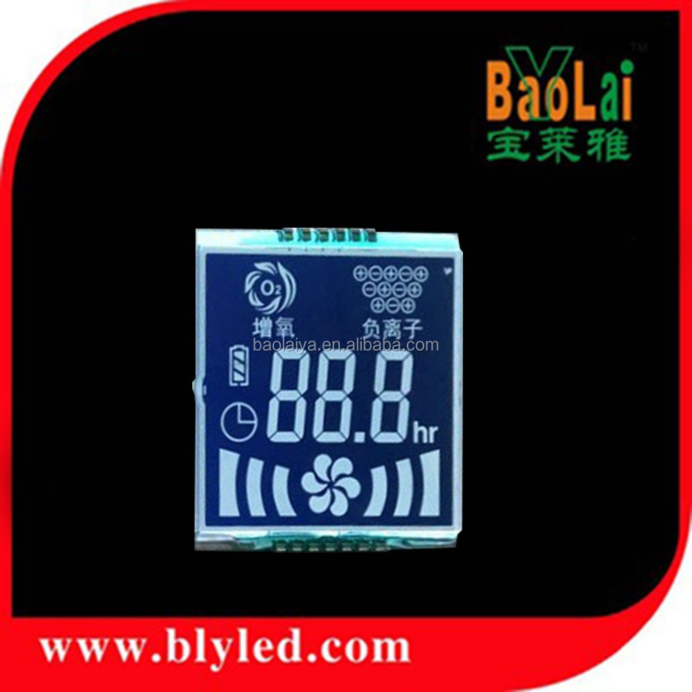customer segment air purifier lcd module