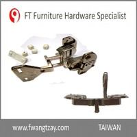 C-102 Heavy Duty Zinc Alloy Cup Cabinet Door German Hinge