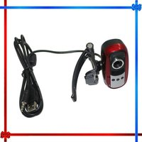 3 LED driver usb web camera with Microphone
