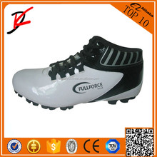 Baseball Softball Lace Up Boots Trainers Shoes Classic Mid Spike Baseball Softball Boots Cleats Hot Sale In United States