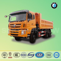 Sinotruk CDW hot diesel Euro-III 336Hp 20ton 6x4 tipper trucks prices