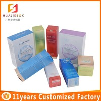 2017 Custom Printing Facial Cleanser Customized