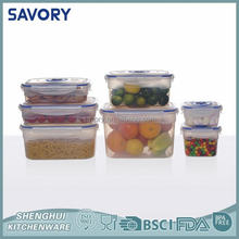 1000ml food container leakproof large capacity cylindrical frozen food container