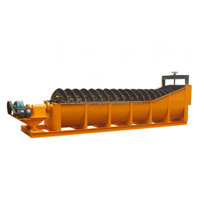 High Efficiency Spiral Sand Washing And Dewatering Machine With Low Price In China, High Quality Sand Washing And Dewatering