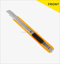 Good Feeling Sliding Blade Paper Utility Knife With Muticolor