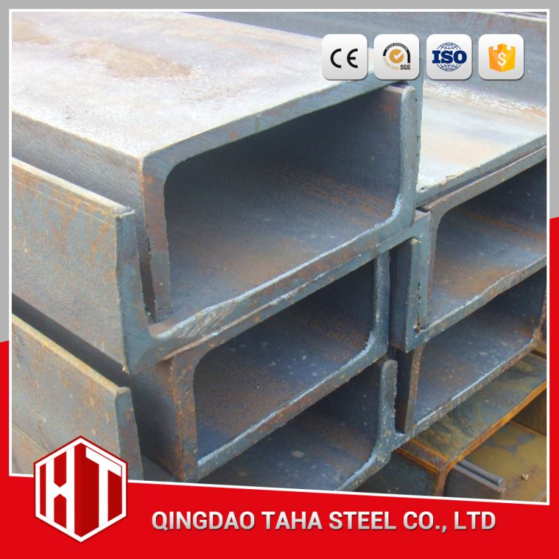Factory Price Double U Channel Steel