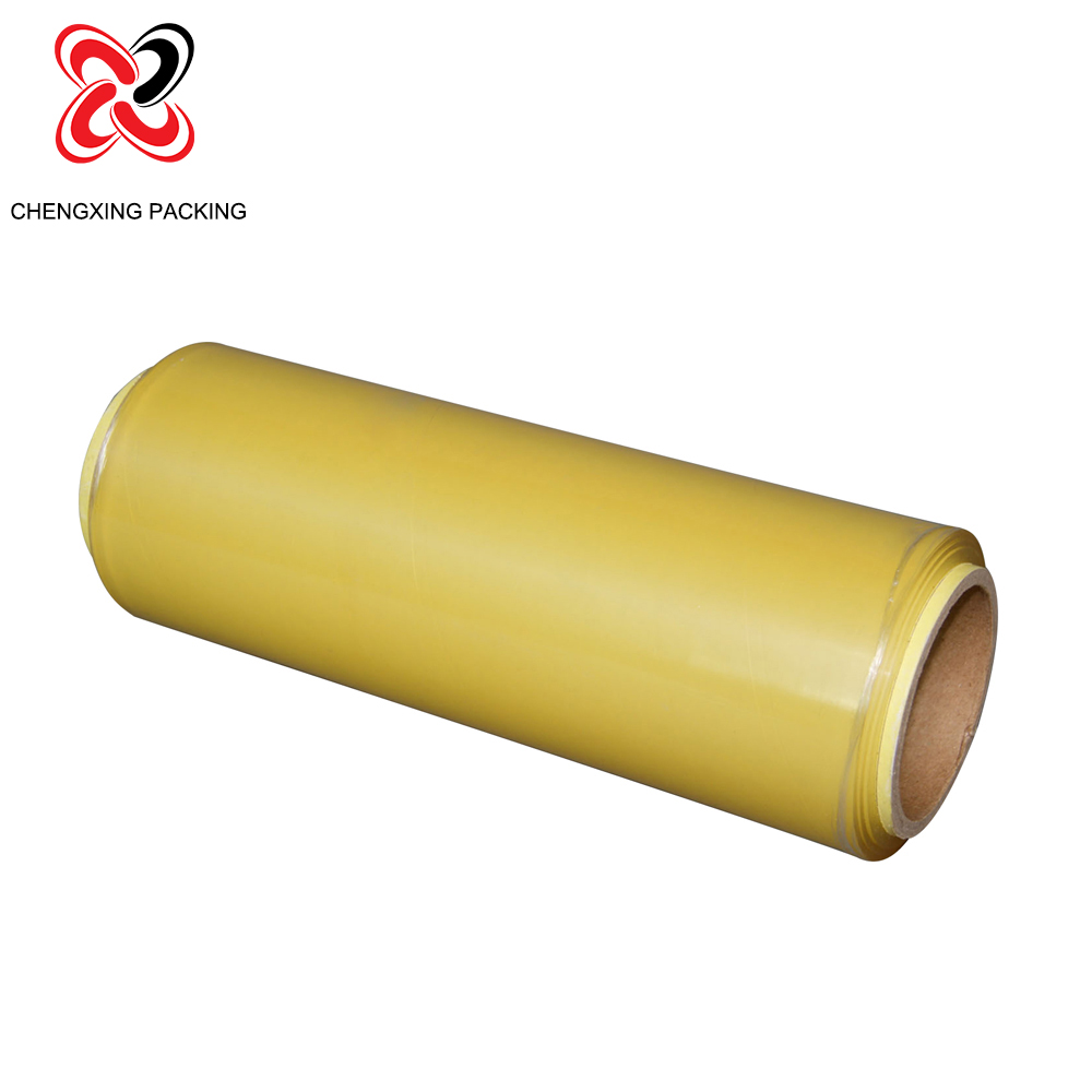FDA approved food grade PVC plastic wrap cling film